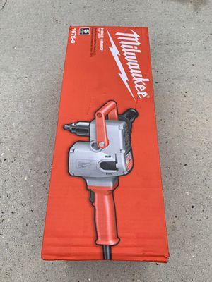 Milwaukee 1/2 drill hole hawg heavy duty brand new for Sale in Estelle, LA