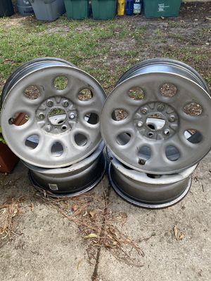 Steel rims for Sale in Casselberry, FL
