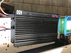 600 watts 2 chael for Sale in Boston, MA
