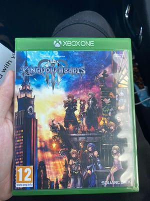 Kingdom Hearts 3 for Sale in Tampa, FL