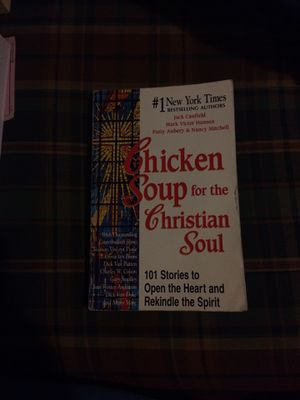 Chicken Soup for the Christian Soul for Sale in Canton, KS