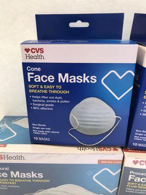 Cvs 10 Pack Face Masks for Sale in Las Vegas, NV