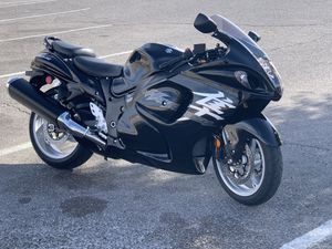 2019 Suzuki Hayabusa clean title Only 320 miles for Sale in Las Vegas, NV