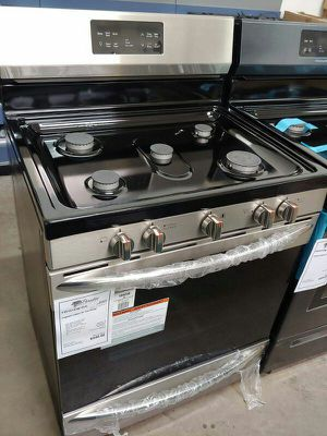 New Frigidaire Gallery Gas Range 1yr Manufacturers Warranty for Sale in Gilbert, AZ