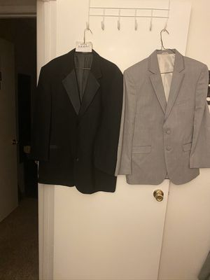 Tuxedos, dresses, suit jackets, vests, soo many sizes and colors for Sale in Riverside, CA
