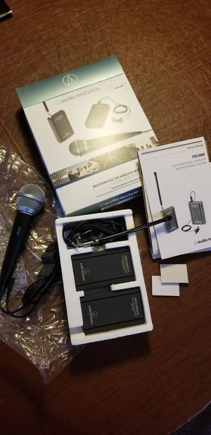 Audio-technica pro 88w for Sale in Chantilly, VA