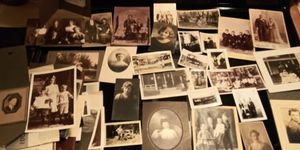 Vintage Photos and War Rations Book for Sale in Darrington, WA