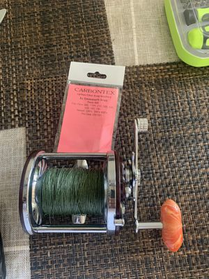 Penn jig master fishing reel for Sale in Tustin, CA