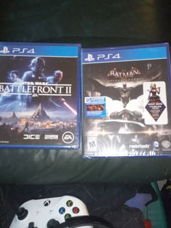 2 (Unopened) PS4 Games for Sale in Portland,  OR