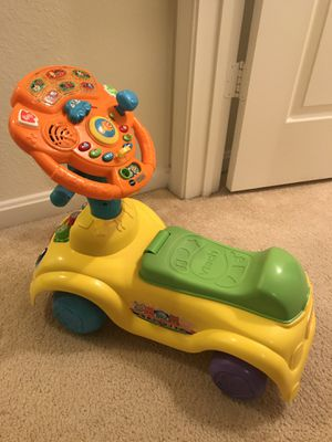 VTech Sit-to-Stand Smart Cruiser Toy for Sale in NO POTOMAC, MD