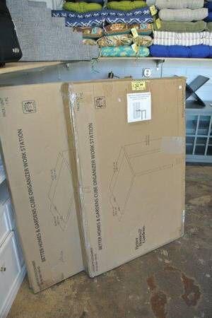 BH&G Adjustable Cube Organizer Shelf Office Desk Add On for Sale in Scottsdale, AZ