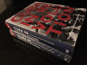 Cuba in Revolution coffee table book x2 for Sale in Miami, FL