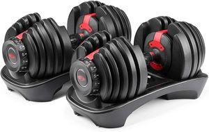 Brand New Bowflex SelectTech 552 - Two Adjustable Dumbbell Set for Sale in Burke, VA