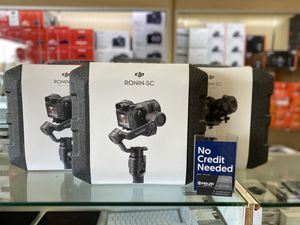 DJI Ronin-SC EASY FINANCING OPTION for Sale in Mission Viejo, CA