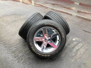 Wheels and tires 20inch for Sale in Philadelphia, PA