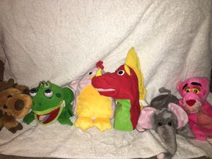 Plushie/Puppets for Sale in Fresno, CA
