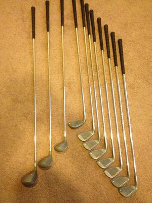 Set of Custom Craft Pro grade golf clubs for Sale in Gresham, OR