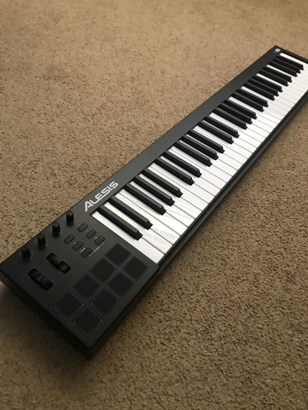 Alesis V61 Midi keyboard