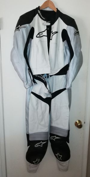 Ladies Alpinestar 2pc Stella racing suit for Sale in Fort Washington, MD