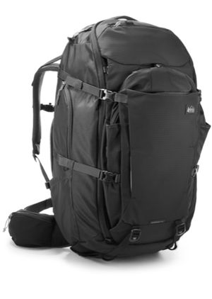 REI Co-op Ruckpack 65 Travel Pack Backpack for Sale in Costa Mesa, CA