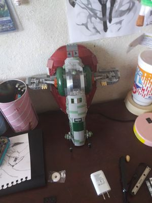 Lego Star Wars Slave I set for Sale in Peoria, AZ