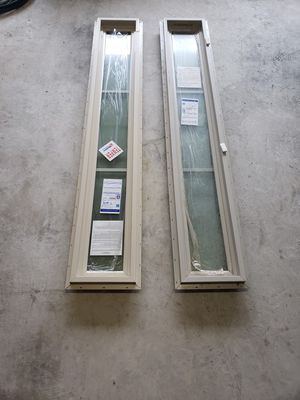 """ONE Transom Window 12"""" x 60"""" Double Pane Low E Tempered Glass $74.95! for Sale in Houston, TX"""