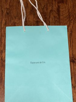 Tiffany & Co. Gift Bag for Sale in Washington,  DC