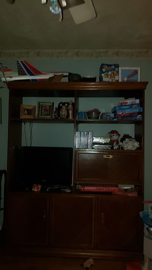Entertainment center for Sale in Spring, TX