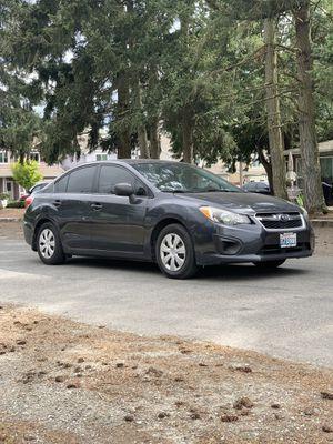 2013 Subaru Impreza for Sale in Tacoma, WA
