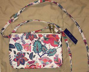 NWT Apt 9 crossbody floral purse for Sale in Scottsdale, AZ