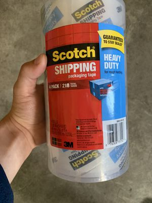 Scotch Tape for Sale in Sacramento, CA