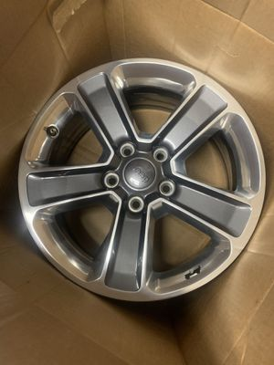JEEP Wheel SET (5) $700 for Sale in Raleigh, NC