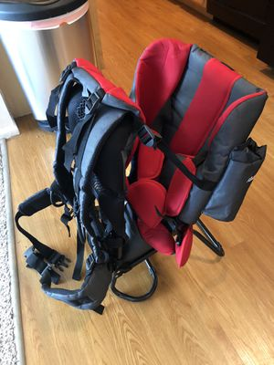 Hiking backpack baby carrier for Sale in Bolingbrook, IL