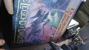 "Dungeons and dragons ""The Legend of Drizzt"" board game for Sale in Pinetop, AZ"