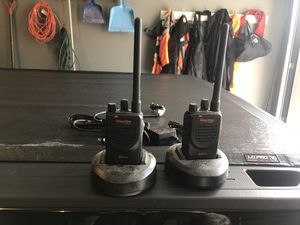 Motorola mag one 8 channel 2 way radios for Sale in Baxter, MN