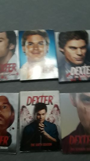 Dexter all 8 Seasons DVD box sets for Sale in Hollywood, FL