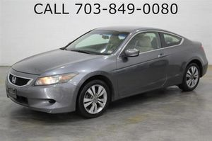 2010 Honda Accord Cpe for Sale in Fairfax, VA