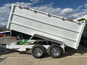 8x12x4 DUMP TRAILER (6K) for Sale in Diamond Bar, CA