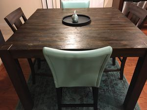 5 Piece Counter Height Kitchen Table & Chair Set for Sale in Accokeek, MD