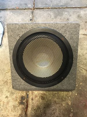 """Infinity 12"""" subwoofer for Sale in Tampa, FL"""