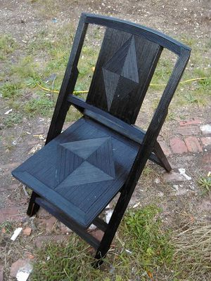 Folding chair for Sale in Boston, MA