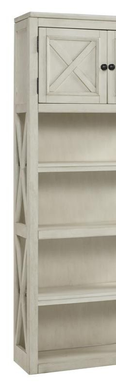 💫💫ASHLEY 💫💫Bolanburg White/Oak Large Bookcase💫💫💫 for Sale in Baltimore, MD