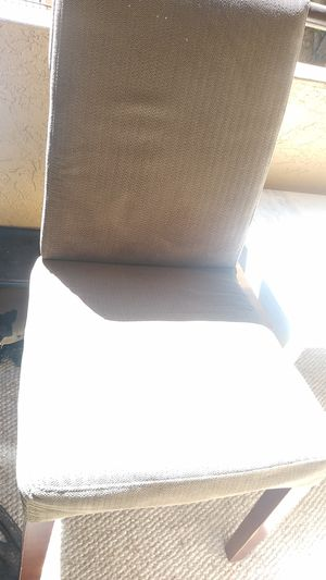 Chair lightly used great for kitchen table, dining room, see pics for Sale in San Diego, CA