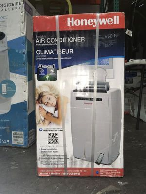 Air Conditioner Air Condition Portable Aire Acondicionado Honeywell 10,000 BTU for Sale in Miami, FL