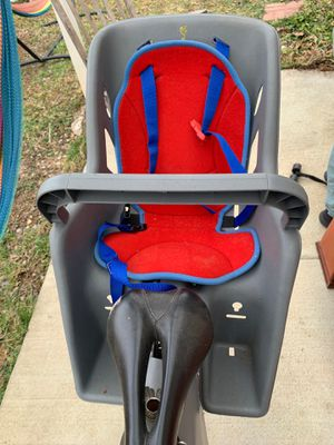 Toddler bicycle seat for Sale in Fort Belvoir, VA