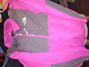 Women's hot pink northface for Sale in Little Rock, AR