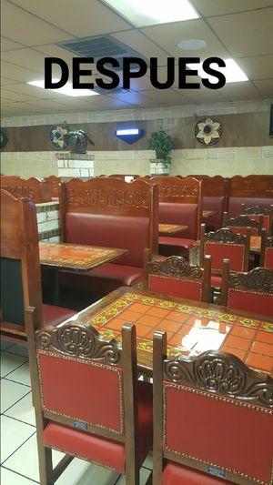 RESTAURANT ONLY...MUEBLES 100% MEXICANOS PARA RESTAURANT for Sale in Austin, TX