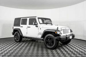 2017 Jeep Wrangler Unlimited for Sale in Puyallup, WA