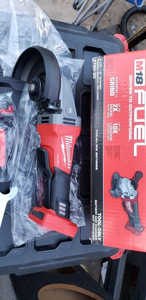 Milwaukee m18 fuel for Sale in Lynwood, CA