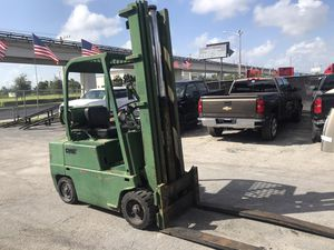 Forklift Clark 5 tons for Sale in Miami, FL